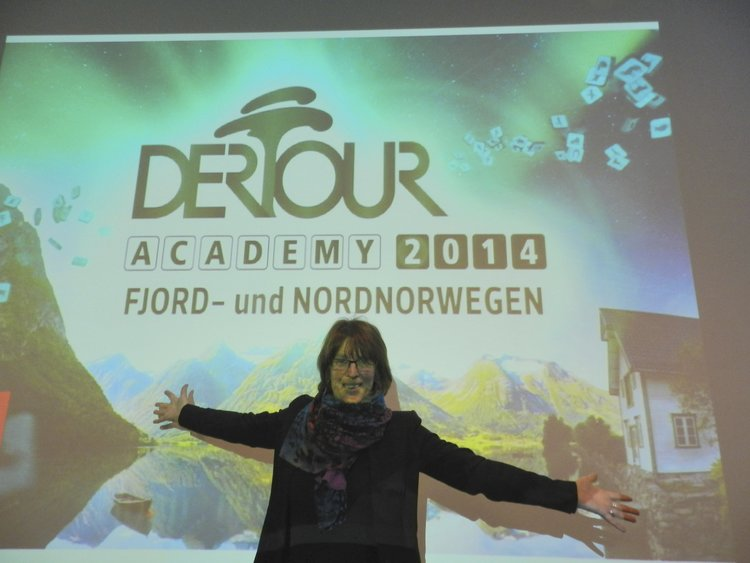 DERTOUR Academy 2014 Norge